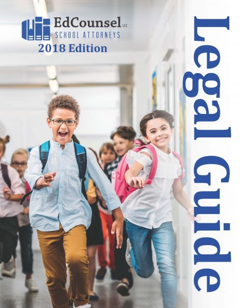 2018 EdCounsel Legal Guide Cover